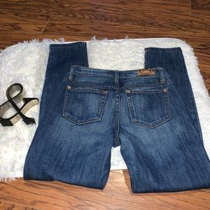 Joes ankle skinny size 25 jeans